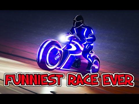 GTA ONLINE RACES - HARDEST AND THE FUNNIEST RACE (GTA ONLINE
