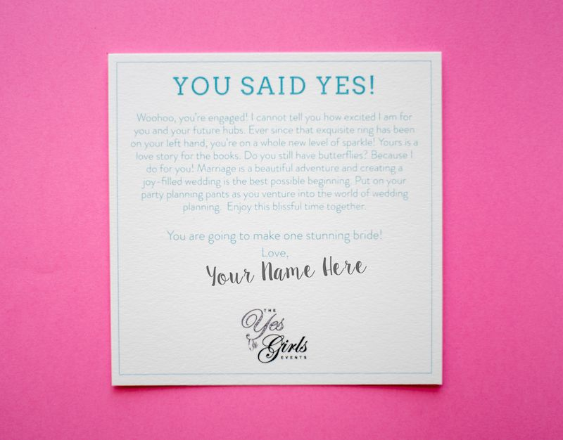 Perfect Wedding Gift For Best Friend: The Perfect Gift For A Newly Engaged Friend