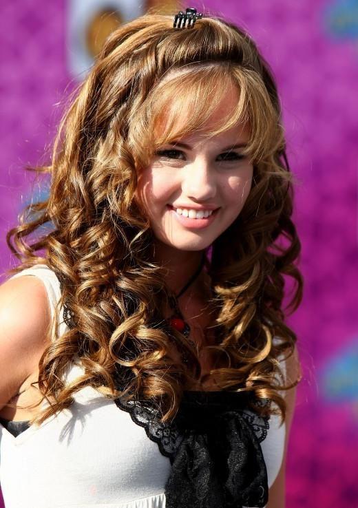 You Watch Long Curly Hairstyles For Girlslong Curly Hairstyles For