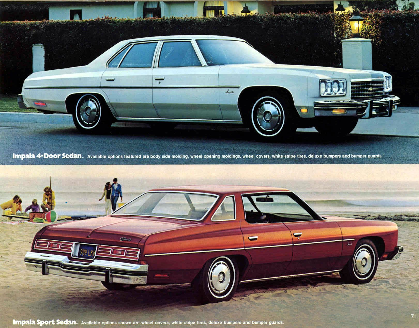 Directory Index Chevrolet 1976 Chevrolet 1976 Chevrolet Brochure Chevrolet Chevrolet Impala Chevy