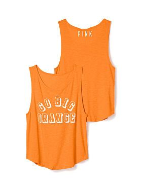 University of Tennessee Boyfriend Tank || pleaseeeeee