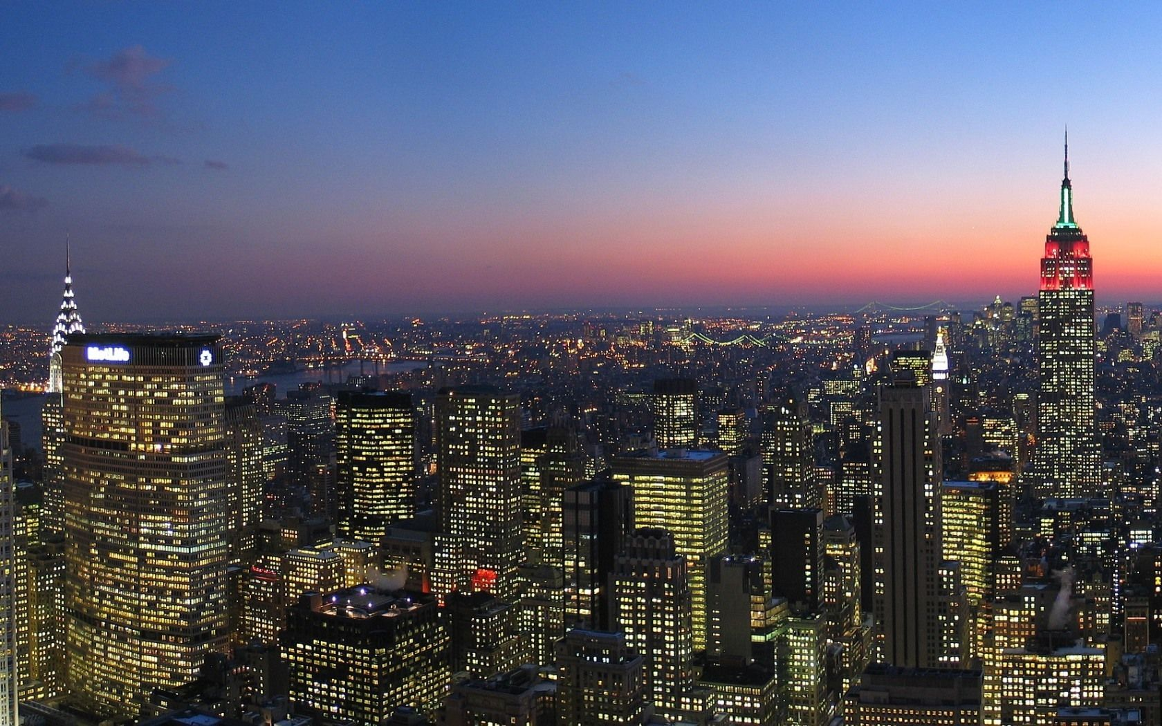New York City... the Big Apple... the City that Never Sleeps... I'm coming to visit you soon! (I hope!)