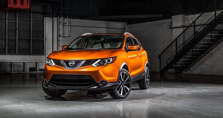 Nissan Rogue Sport 2017 Đối thủ của Mazda CX3 và Honda HRV