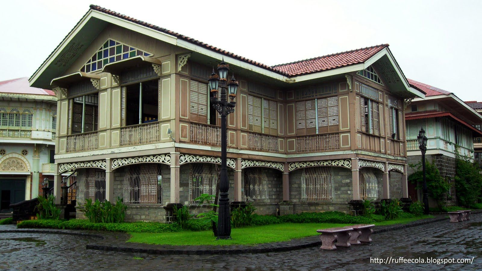 Philippine Traditional Houses
