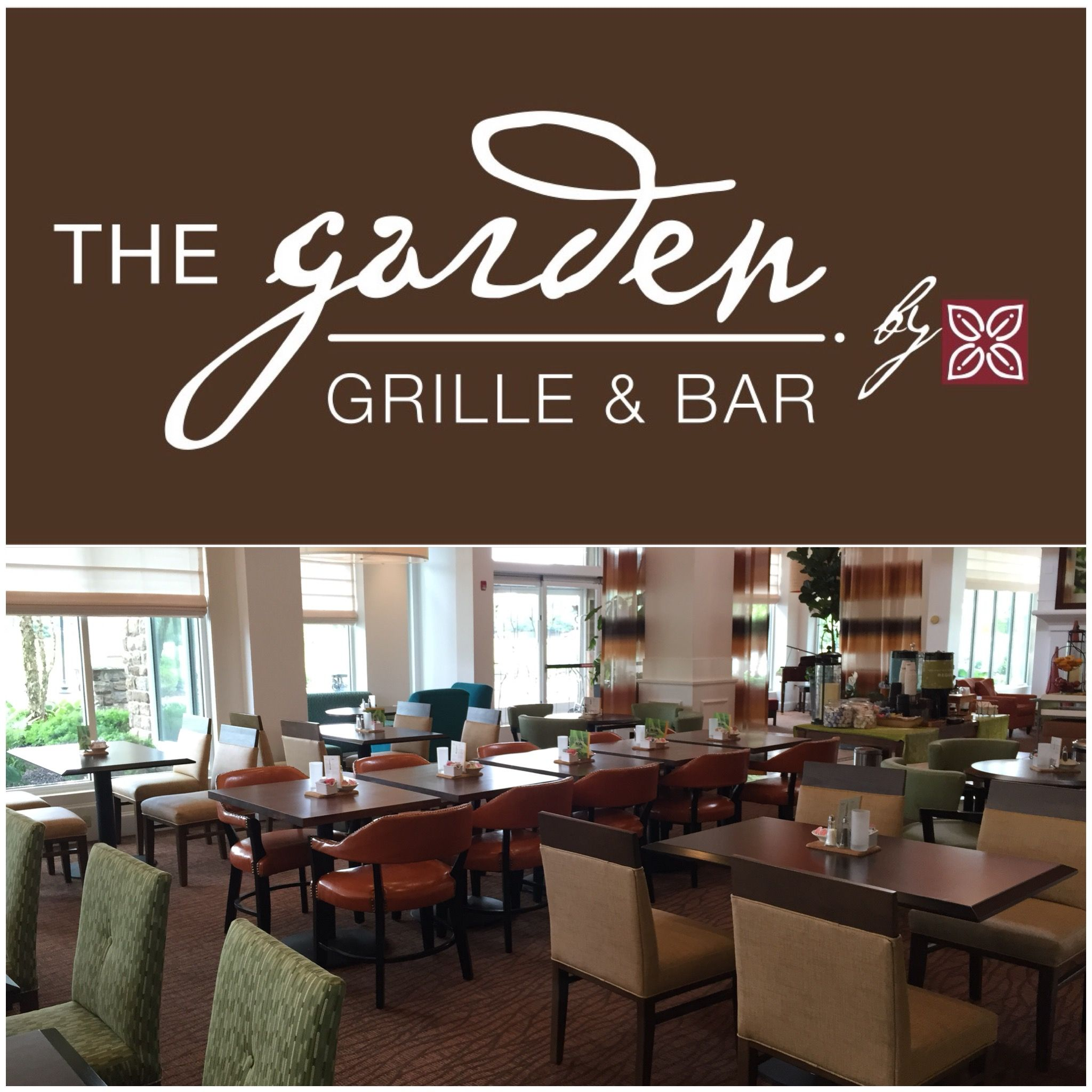 Our Garden Grille at The Hilton Garden Inn, Hamilton NJ is open to ...