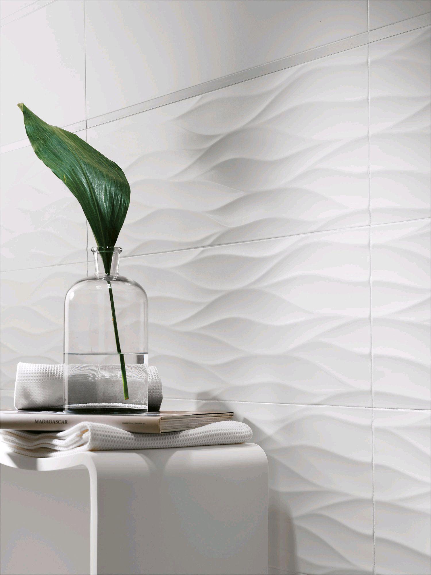 3d Textured Tiles White Wall Tiles Wall Tiles Living Room Bathroom Wall Tile