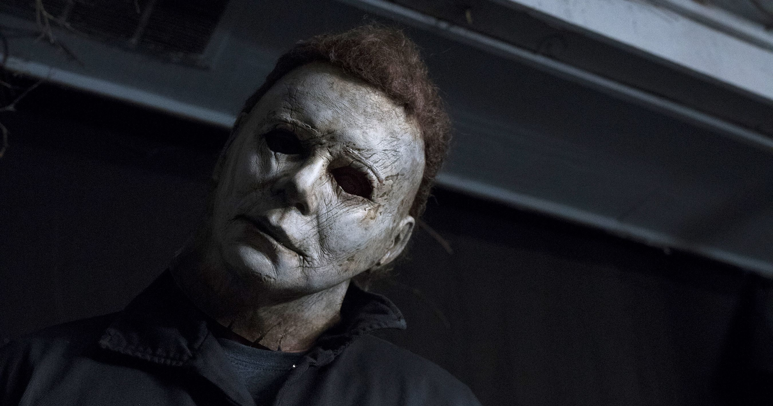 Halloween slasher icon Michael Myers sat down for an