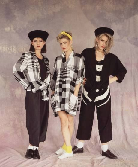 Bananarama pictures 80s dress