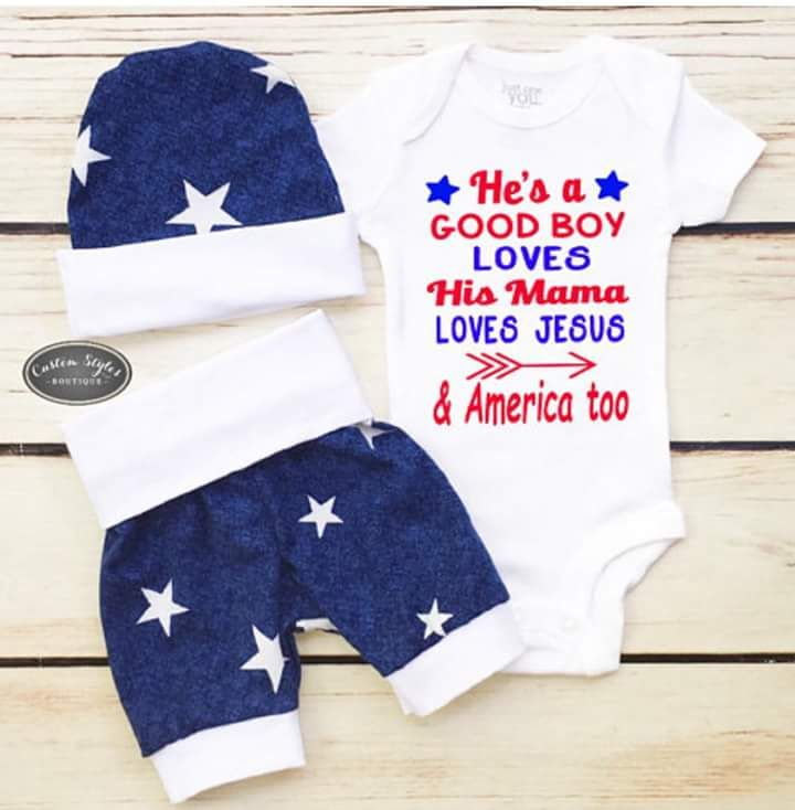 May The Fourth Be With You Baby Clothes: 53 Cutest 4th Of July Toddler Outfits Fashion Inspirations