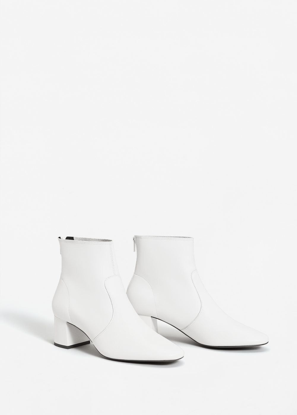 Boots, Leather ankle boots, Ankle boot
