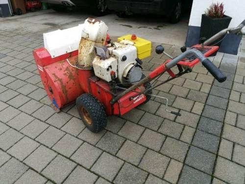 Verkaufe HakoSchneefräse! in Bayern Riedlhütte eBay