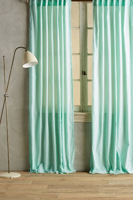 Dottie Curtain Anthropologie