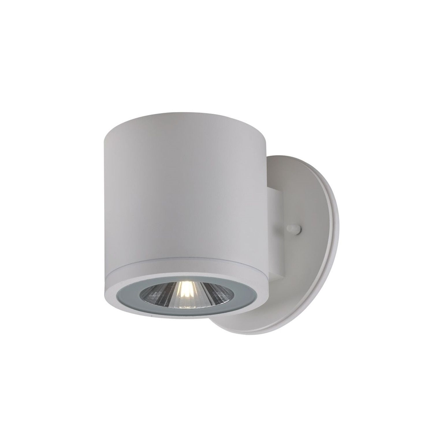 Aussenlen Edelstahl slv lighting big rox led white 7 5 wall l white aluminum