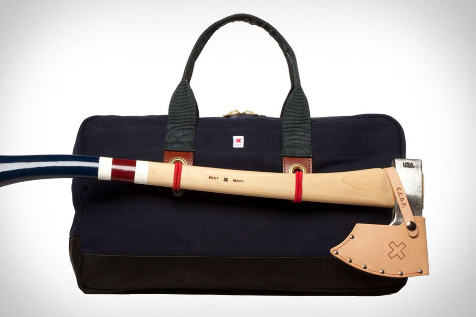 Best Made Co  Gear Bag | Uncrate | Design | Cool things to