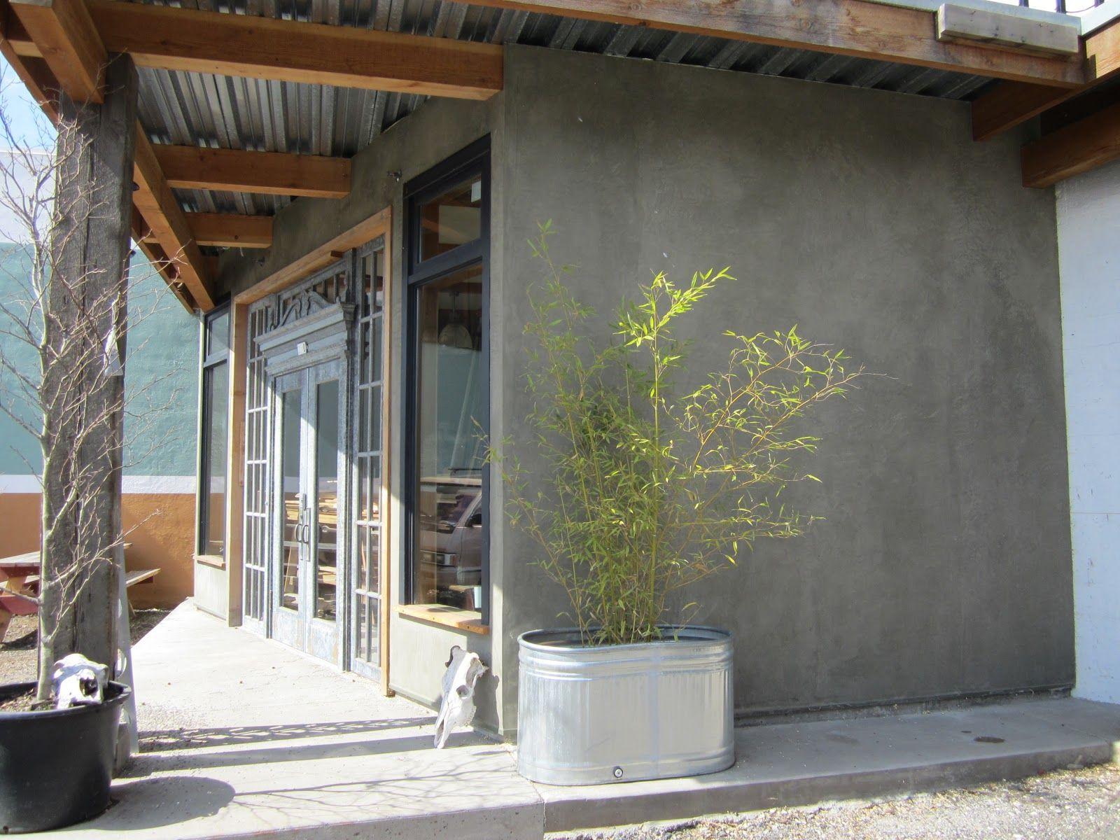 Grey Stucco Finish Stucco Exterior House Exterior House Colors