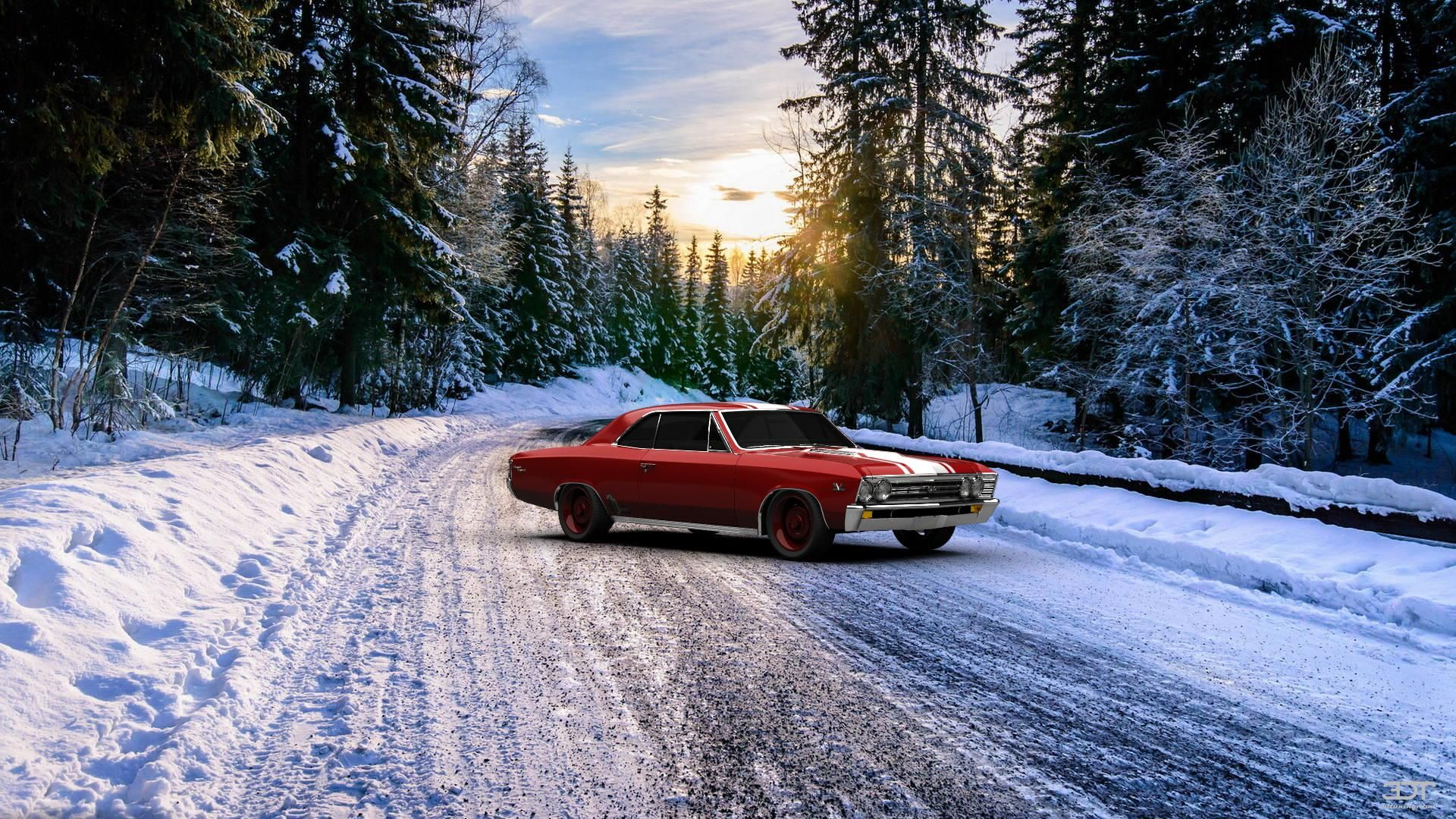 Checkout my tuning Chevrolet ChevelleSS 396 1967 at 3DTuning