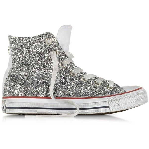 Converse Limited Edition Shoes All Star Hi White Canvas w