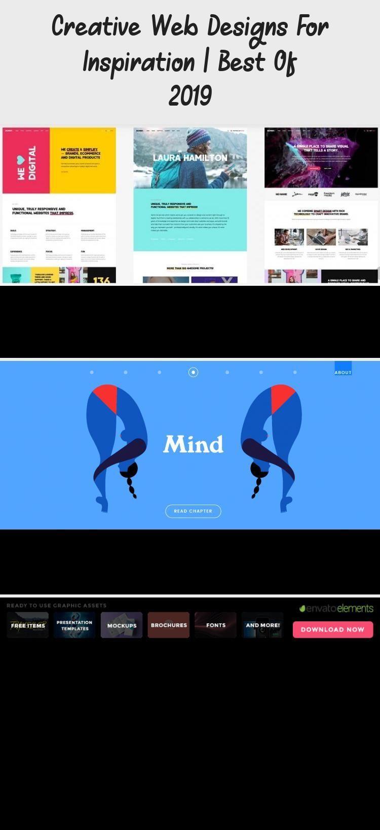 Creative Web Designs For Inspiration Best Of 2019 Design Creative Web Designs For Inspiration Best Of 2017 Webdesigncompany Creativewebdesign We En 2020 Blog