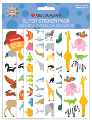 Animal stickers and much more