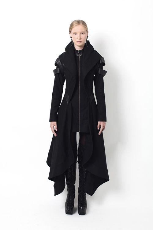 Avant Long Coat — Gelareh