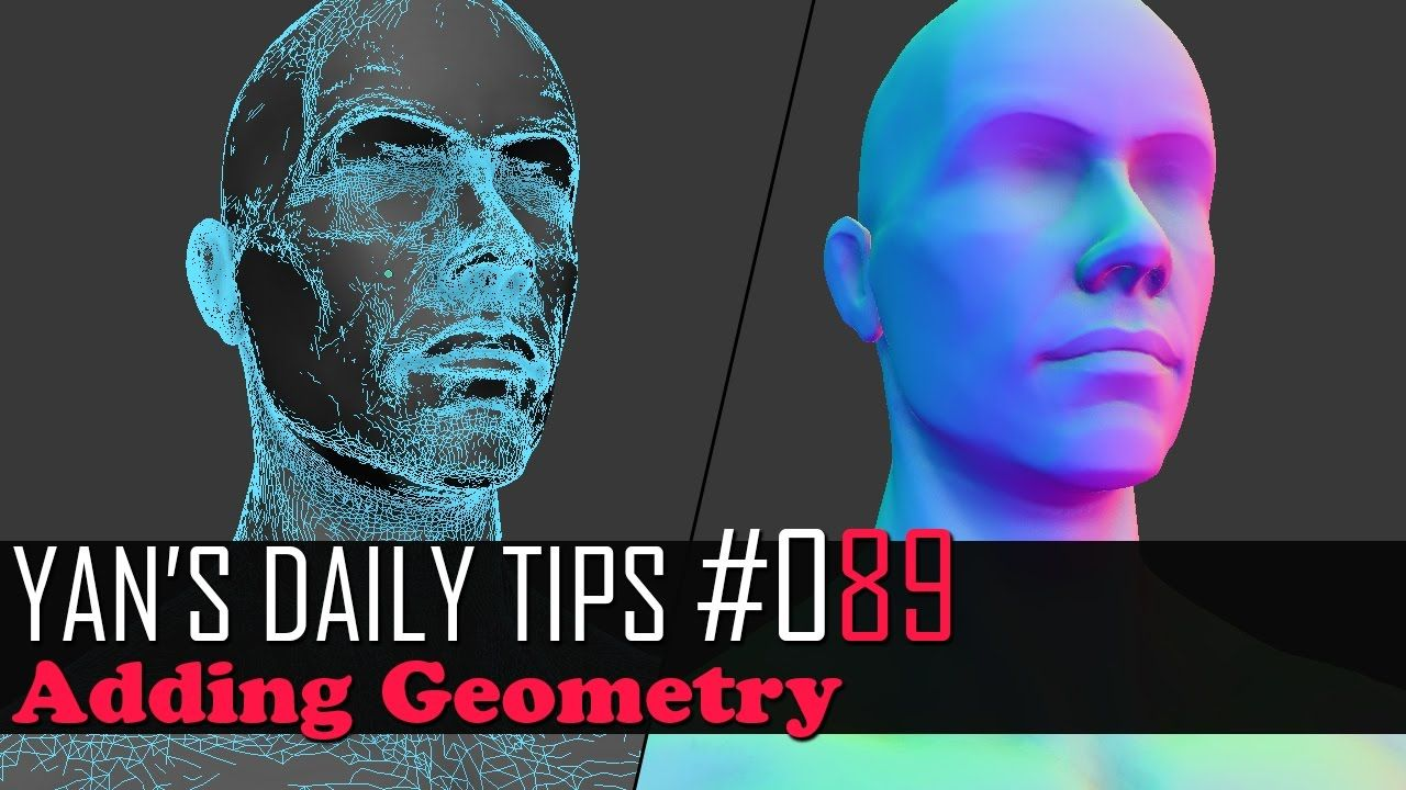 Here is a quick tip on adding geometry in Dynamic Mesh