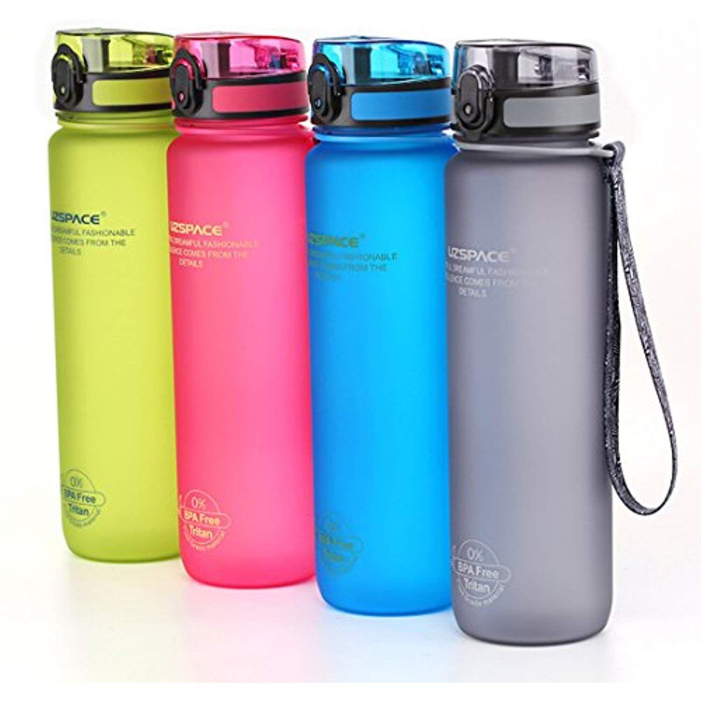 Water Bottle Sports Water Bottle Plastic Bottle BPA Free
