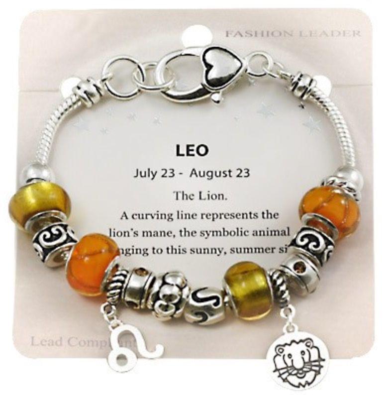 pandora zodiac sign bracelet
