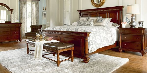 Delightful Fredericksburg Bedroom Furniture By Thomasville Furniture