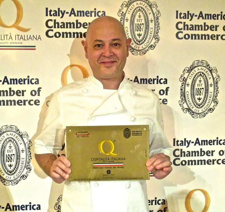 Here At Incognito We Are So Proud Chef Paolomontana Was