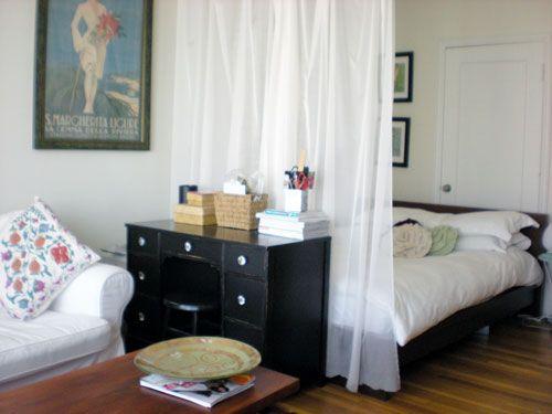 Mikalane Com Wp Content Uploads 2013 02 From Window Optim Jpg Studio Apartment Living Living Room And Bedroom Combo Living Room Bedroom Combination