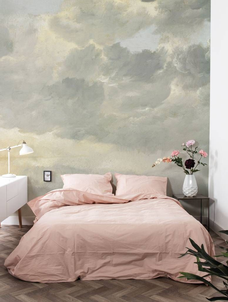 Wall Mural Golden Age Clouds 1 194 8 X