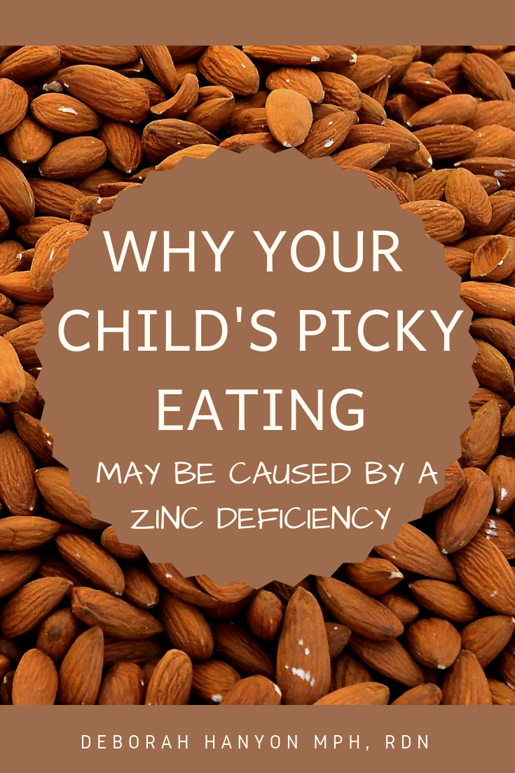 Why a Zinc Deficiency May Be Contributing to Your Child's