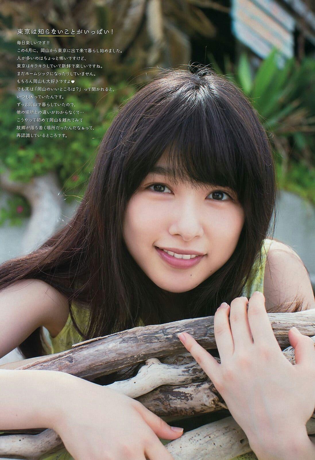 桜井日奈子hinako_sakurai   女優, 桜井, グラビア写真