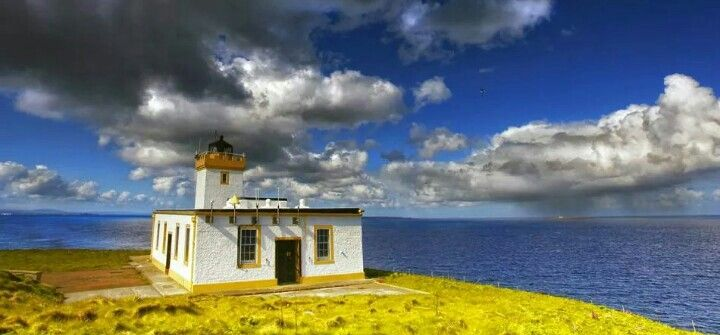 Duncansby lighthouse.
