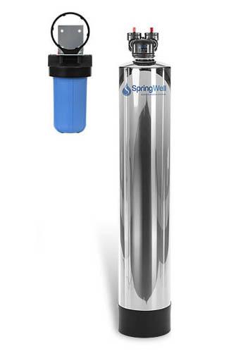 Salt Free Water Softener Conditioner Saltless Softener Springwell Water Water Softener Softener Softener Salt
