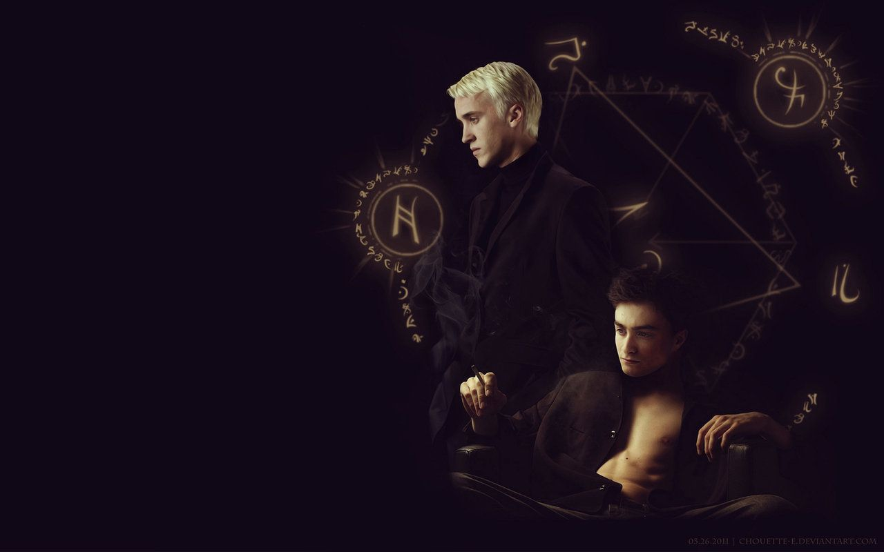 Browse Art Deviantart Drarry Harry Draco Harry Potter