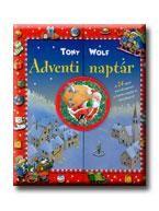 libri adventi naptár Könyv :: Tony Wolf   Adventi naptár | mesél az erdő TonyWolf  libri adventi naptár