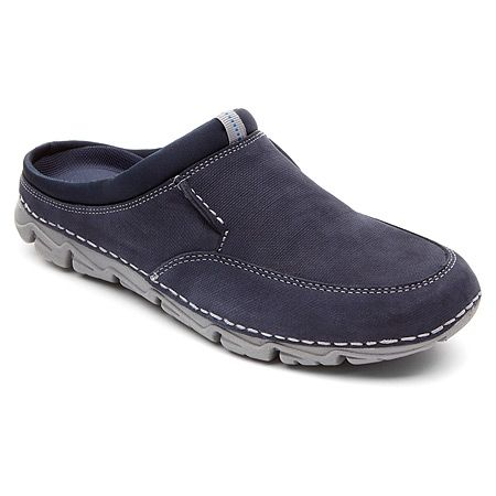 Genuine Rockport Men's Into The Weekend Moc Slip On Mens Chocolate Rockport Mens Slip Ons
