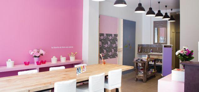 cours bricolage paris lyon cr s pour les femmes formation dif ateliers peinture fixation. Black Bedroom Furniture Sets. Home Design Ideas