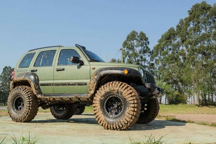 Off Road Jeep Zj Jeep Liberty Lifted Jeep