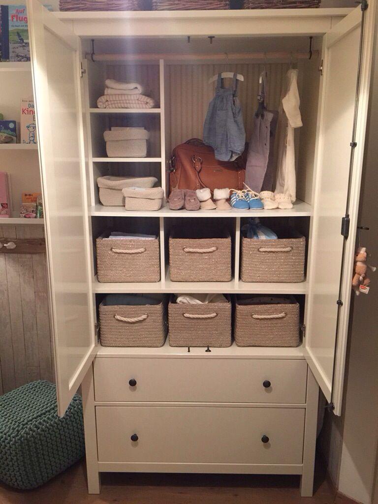 Schrank Hemnes selbst umgebaut zum Kinderschrank | Kinderzimmer ...