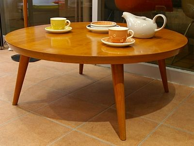 Russel Wright Furniture   Russel Wright Modernmates Coffee Table