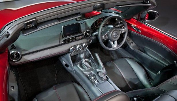 2016 Mazda Mx 5 Miata Interior