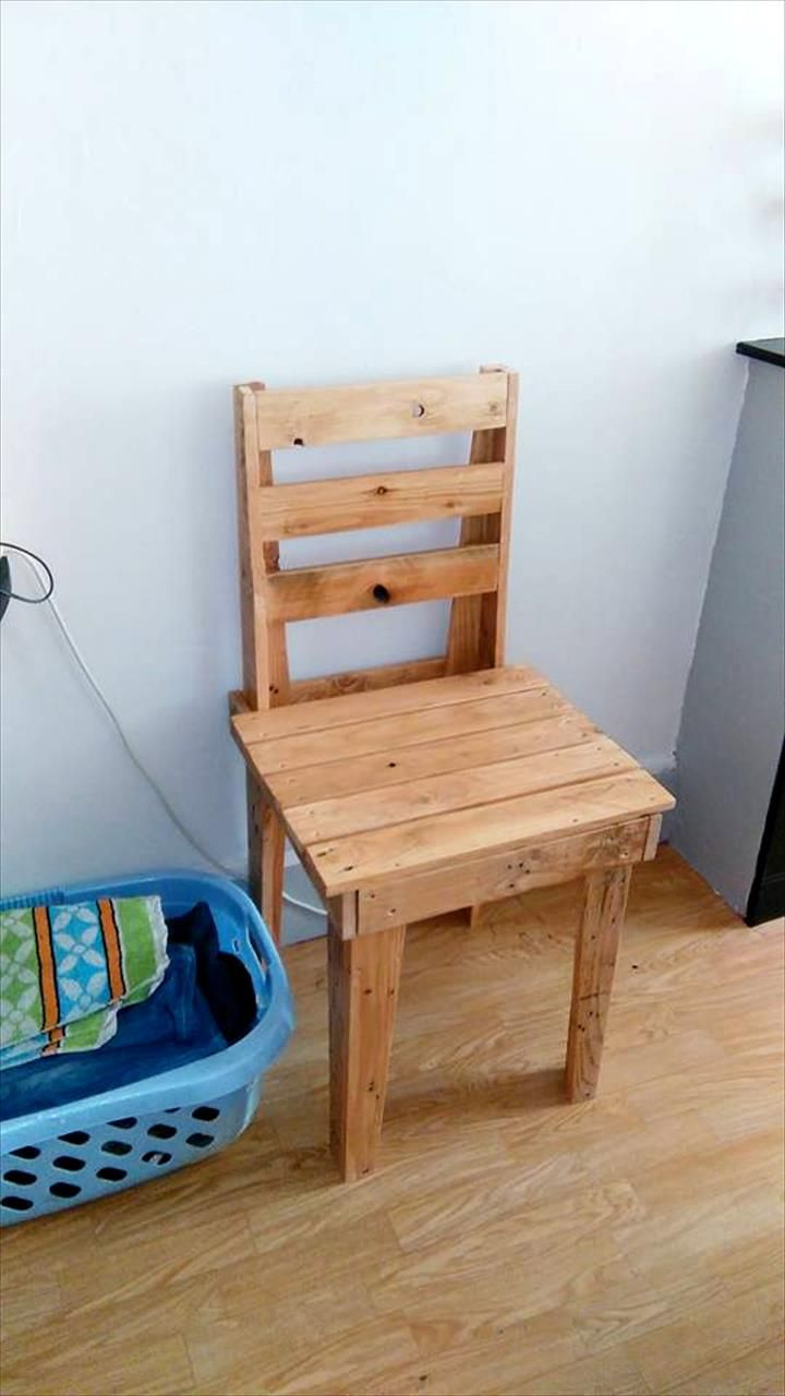 Diy pallet sofa with table 99 pallets - Diy Pallet Kids Chairs