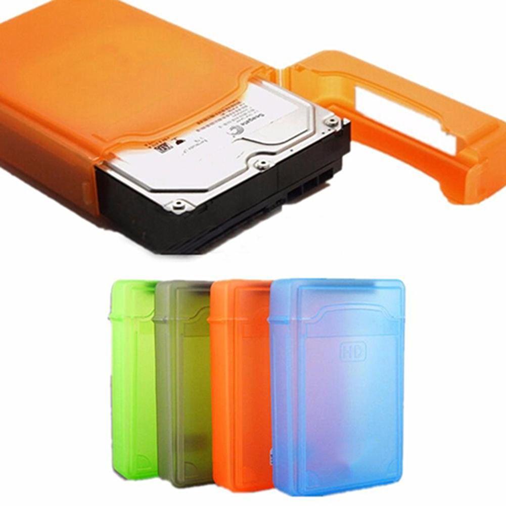 198 Gbp 35 Inch Plastic Ide Sata Hdd Hard Drive Disk Storage Box Casing Hardisk External M Tech Usb 20 Case Cover Modern Ebay