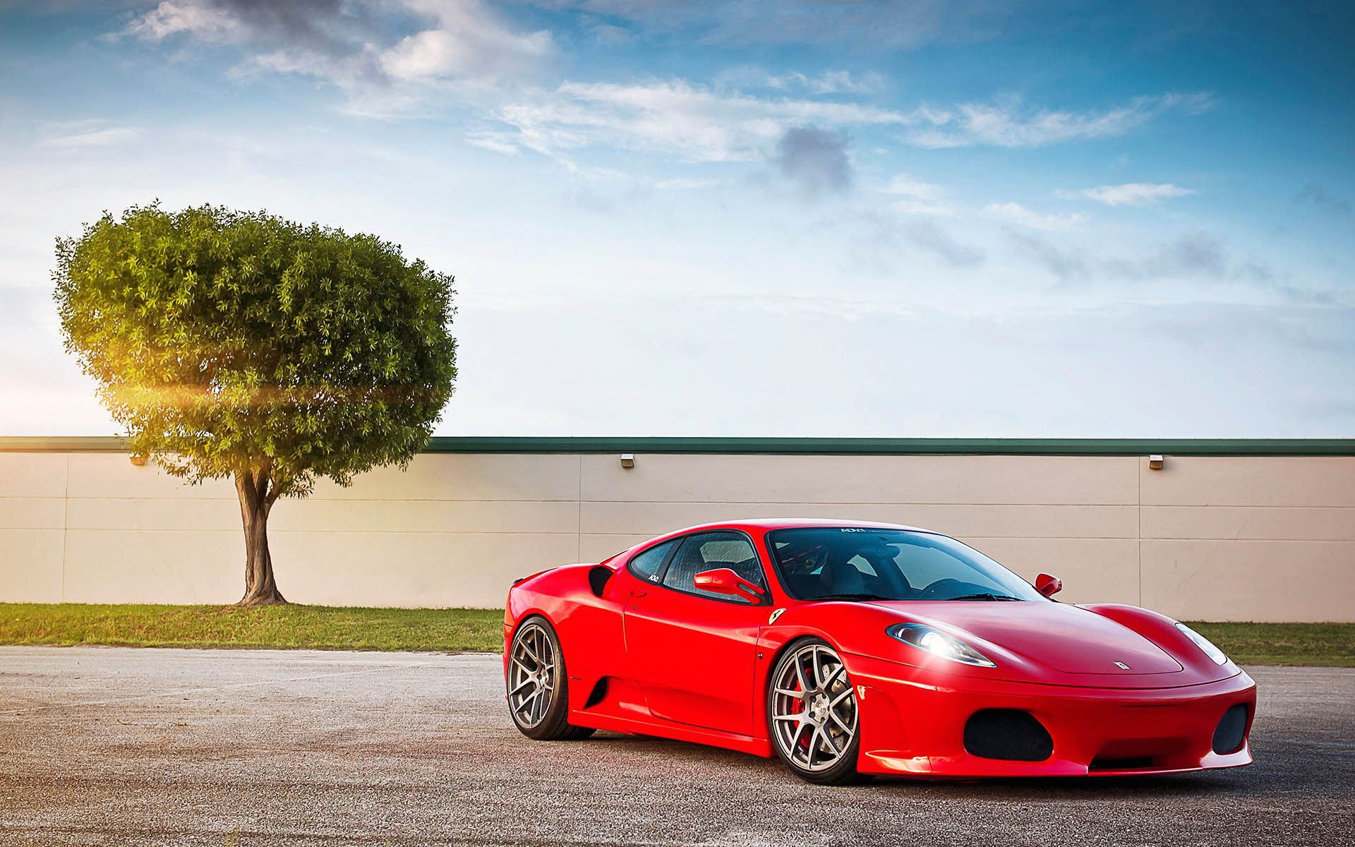 Lovely Ferrari Scuderia Chrome HD Desktop Wallpaper Widescreen High