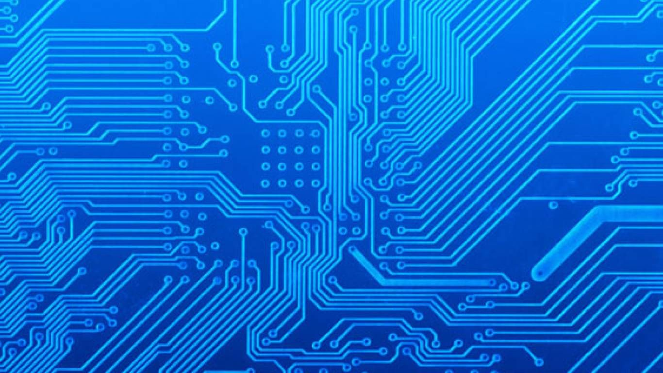 blue circuit board wallpaper 1024 x 768 collection of