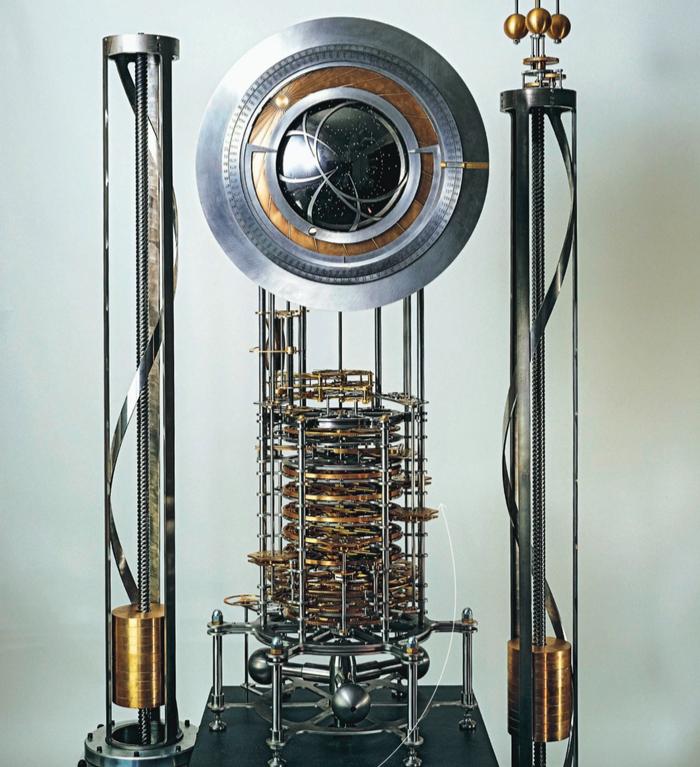 Hiding A 10 000 Year Clock Inside A Mountain In 2020 Doomsday Clock Clock Doomsday
