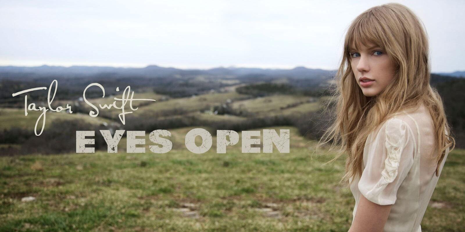 Eyes Open Guitar Chords Taylor Swift Hollywood Pinterest