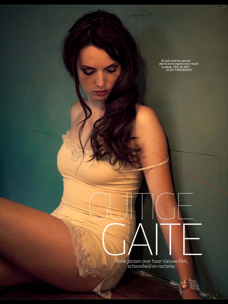 Sexy Gaite Jansen nude photos 2019